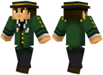 Army Officer Skin
