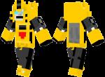 Bumblebee Skin