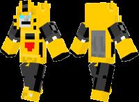 Bumblebee-Skin