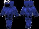 Cookie Monster Skin
