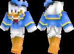Donald Duck Skin