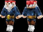 Gnome-Skin