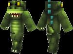 Godzilla-Skin