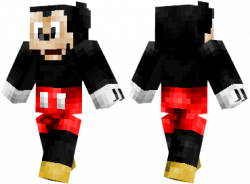 Mickey-Mouse-Skin