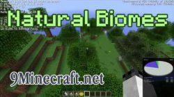 Natural-Biomes-Mod