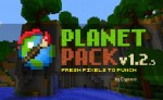 Planet Texture Pack