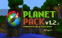 Planet-texture-pack