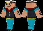 Popeye-Skin