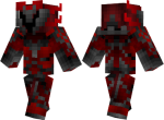 Red Armour Skin