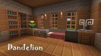 Dandelion-texture-pack