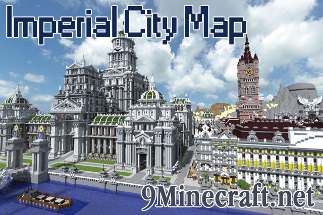 Imperial City Map 1 12 2/1 11 2 for Minecraft - 9Minecraft Net