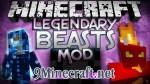 Legendary Beasts Mod 1.6.4/1.5.2