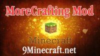 MoreCrafting-Mod