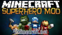 Super-Heroes-Mod