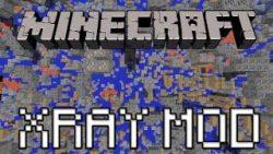 X-Ray-Mod-Minecraft