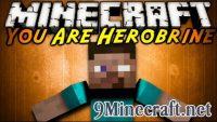 You-Are-Herobrine-Mod