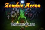 Zombie Arena Map