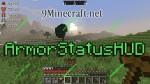 ArmorStatusHUD Mod 1.8/1.7.10