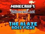 Blaze Boss Fight Map