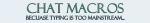 Chat-Macros-Mod