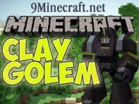 Clay-Golem-Mod