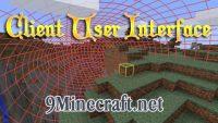 Client-User-Interface-Mod