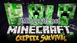 Creeper-Survival-Map