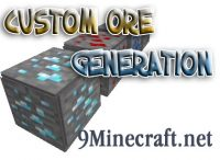 Custom-Ore-Generation-Mod