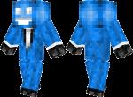 Deadmau5 (blue) Skin