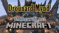 Drounard-Mynd-Map