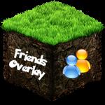 Friends Overlay Mod 1.7.2