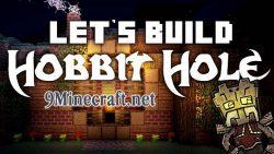 Hobbit-Hole-Map