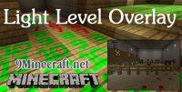 Light-Level-Overlay-Mod