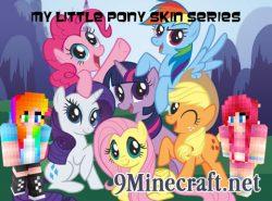 Mine-Little-Pony-Skin