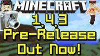 Minecraft-1.4.3-Pre-release