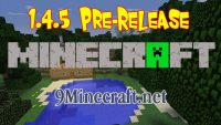 Minecraft-1.4.5-Pre-release