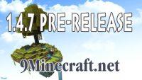 Minecraft-1.4.7-Pre-release