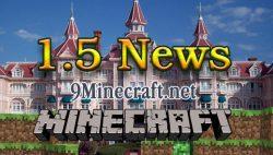Minecraft-1.5-News