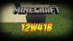 Minecraft-Snapshot-12w41b