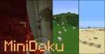 MiniDoku Resource Pack The Saga Continues 1.8.8/1.8