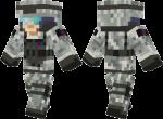 Modern Soldier Skin