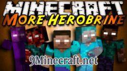 More-Herobrines-Mod