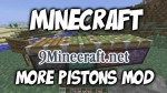 More Pistons Mod 1.7.10/1.7.2/1.6.4