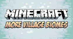 More-Village-Biomes-Mod