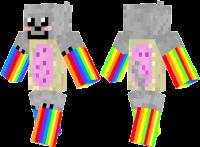 Nyan-Cat-Skin