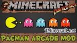 Pacman Arcade Mod