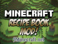 Recipe-Book-Mod