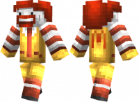 Ronald-Mcdonald-Skin