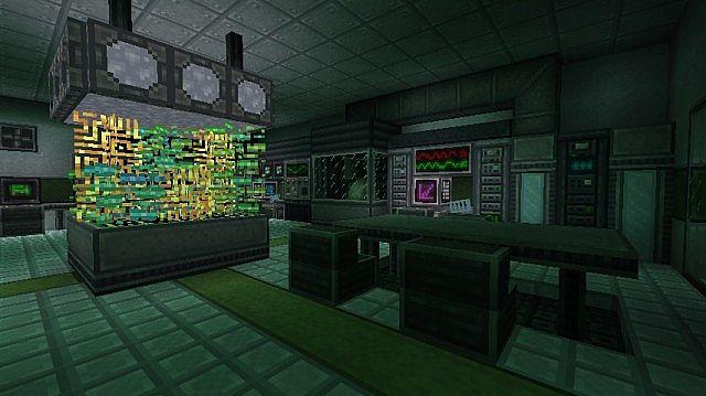 Sci Fi Texture Pack 9minecraft Net