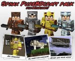 Sphax PureBDCraft Texture Pack 1.5.2